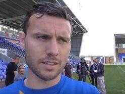 Mat Sadler: We need to show how good Shrewsbury are