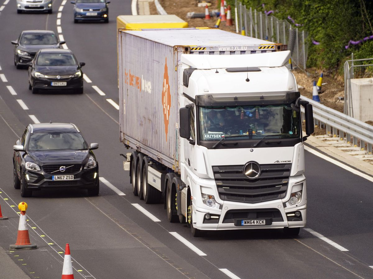 Lorry drivers