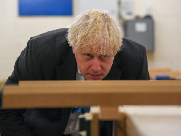 Boris Johnson - ill equipped
