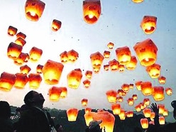Chinese lanterns banned from Shropshire Council property