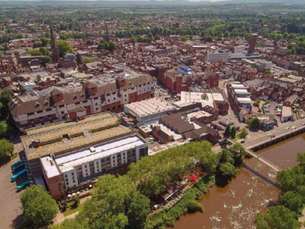 The Riverside will be the focus of a consultation on redevelopment plans