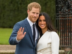Harry's proposal to Meghan was accepted as they prepared chicken dinner