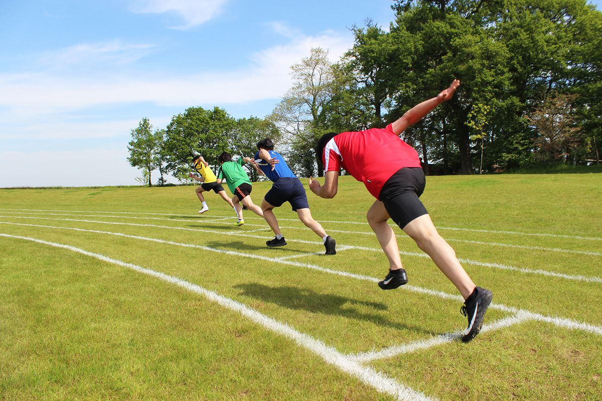 Concord College held its annual sports day