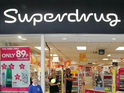 Superdrug puts in plans for second Shrewsbury store