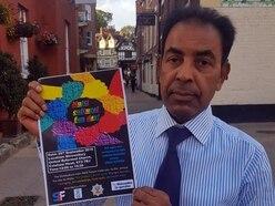 Phil Gillam: Multi-Cultural Fun Day has positive message