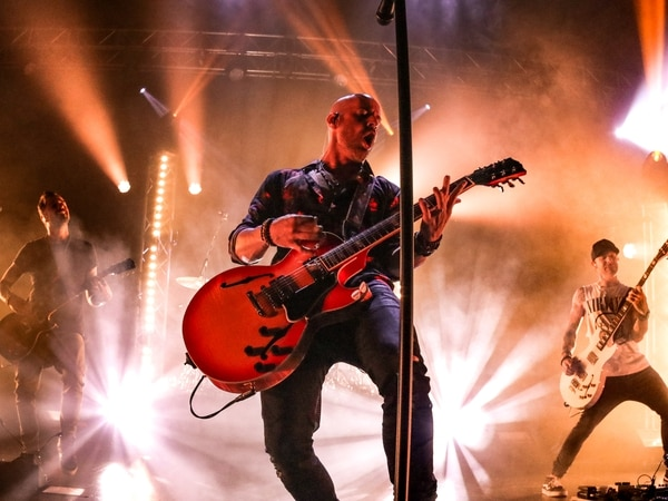 Daughtry, O2 Academy, Birmingham - review with pics