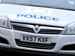 Two vehicle collision causes hold-ups on A5 near Oswestry