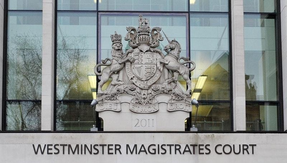 Three men charged with terror offences in neo-Nazi probe