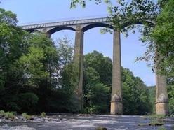 Man's body found near Pontcysyllte Aqueduct