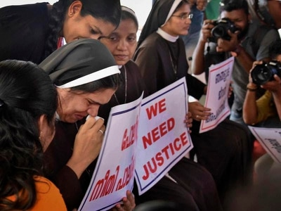 Catholic bishop accused of raping nun arrested by Indian police