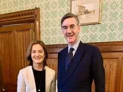 Top appointment with Jacob Rees-Mogg for Telford MP Lucy Allan
