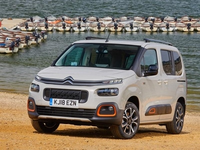 Prices announced for new Citroen Berlingo and Peugeot Rifter