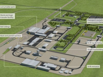 Would you welcome a nuclear waste site under your community?