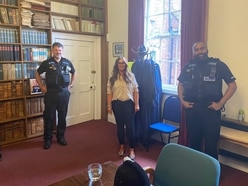 Drug taking, speeding and antisocial behaviour the focus of Bridgnorth police meeting following resident concern