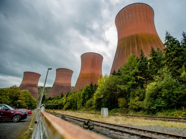 Ironbridge Power Station: Two years and £10 million to demolish cooling towers - as thieves target site