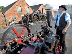 Steam spectacular at Blists Hill