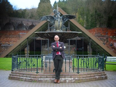 Vital we keep moving forward, says new chief executive of Ironbridge Gorge Museums