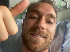 Recovering –  Christian Eriksen