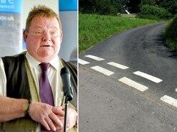 'Blame game' row over £80,000 resurfacing job near councillors home
