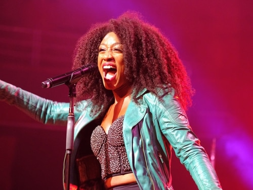 Beverley Knight, Symphony Hall, Birmingham - review, pictures and video