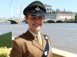 Whitchurch cadet scoops top trip to South Africa