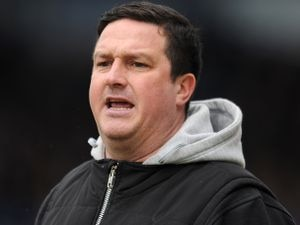 Paul Cox, the former Mansfield Town manager now in charge of Kettering Town