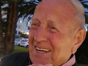 John Bathers was killed last month