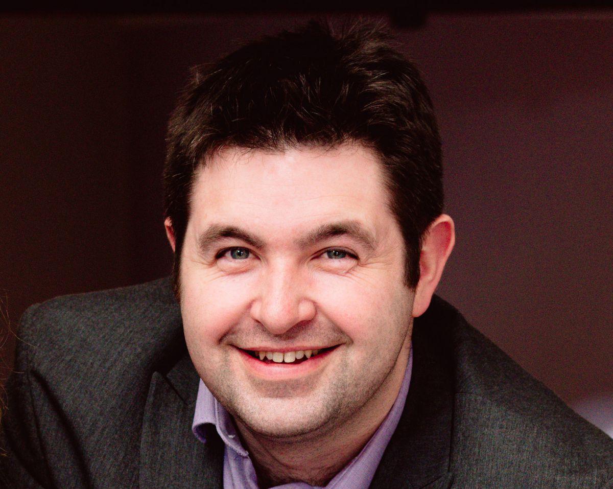 Telford & Wrekin Council leader Shaun Davies