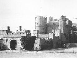 Author appeals for history of castle near Shrewsbury