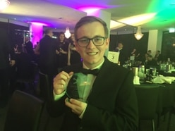 Shropshire Star's Lewis Cox named Sports Journalist of the Year at Midlands Media Awards