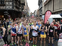 GALLERY: Thousands line streets for annual Shrewsbury 10K