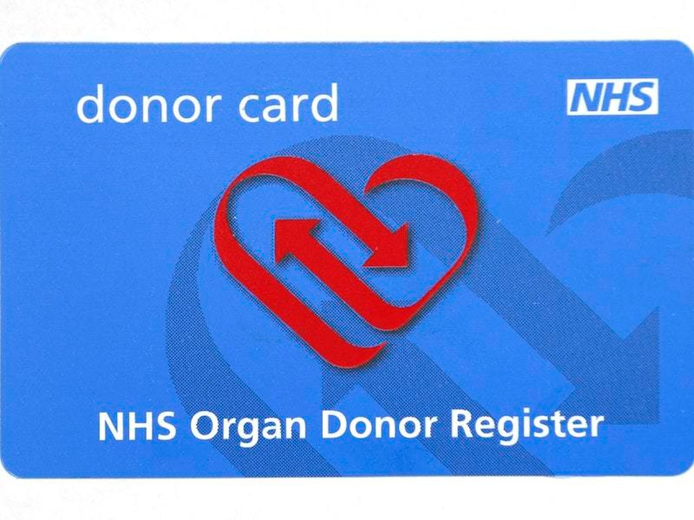 Opt Out System Unlikely To Increase Organ Donations Study
