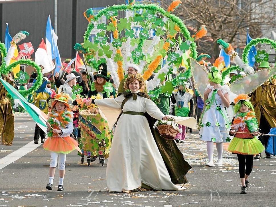 Birmingham St Patrick's Day parade saved
