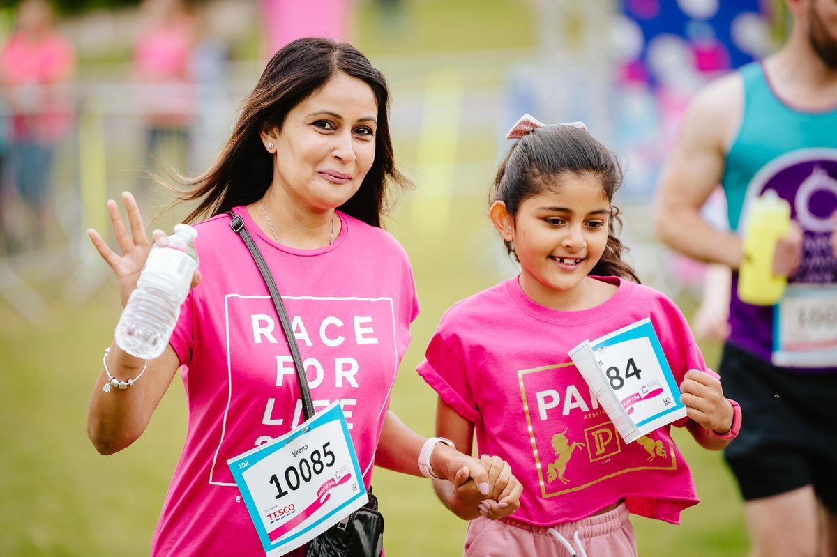 Race for Life 2021