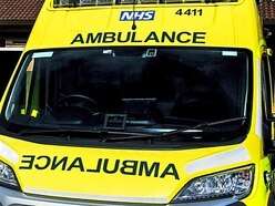 Man cut free as A41 crash sees two taken to hospital
