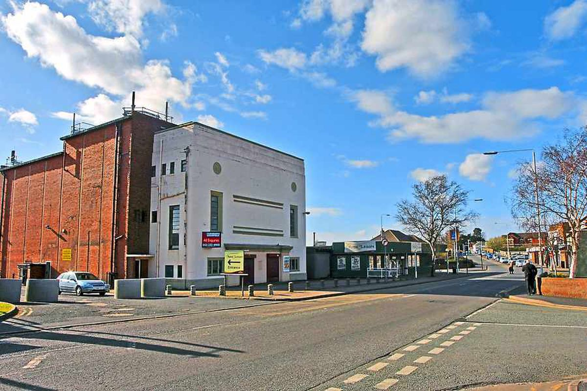 Cash boost for Telford cinema project