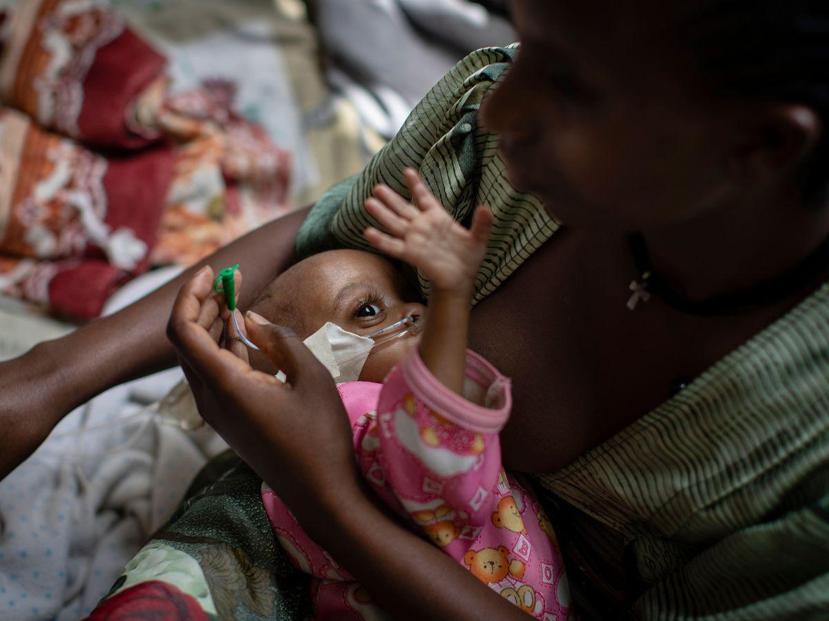 Famine in Tigray