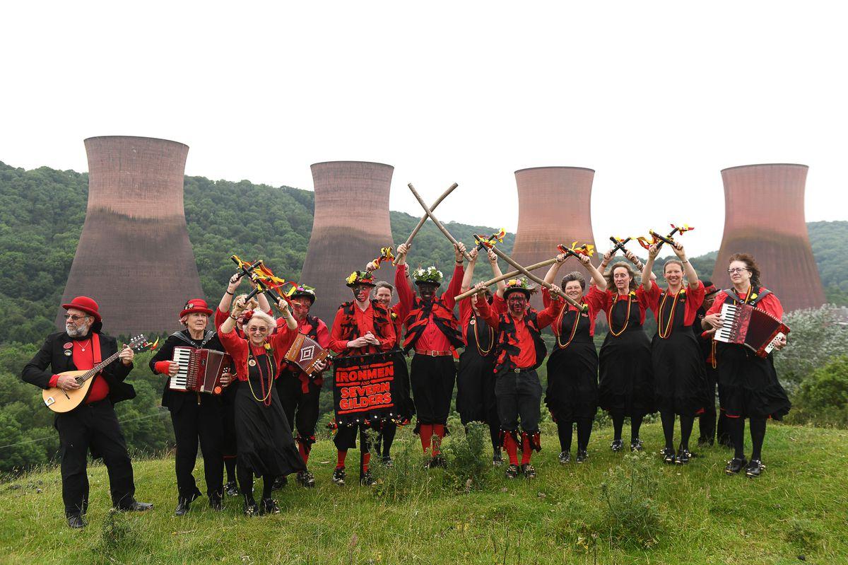 The Ironmen and Severn Gilders of the Ironbridge Gorge