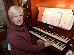 600 hymns in a day for 80th birthday