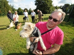 New dog training park opens in south Shropshire