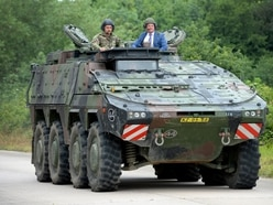 Hundreds of new jobs for Telford in £2.8 billion deal for Army fighting vehicle