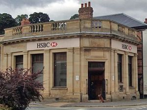 Bank looks set to become a countryside retail outlet