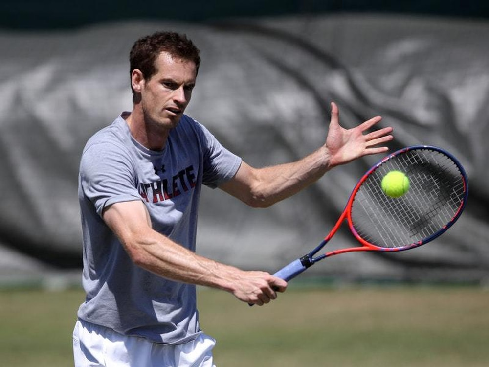 Andy Murray Says He's Still Feeling Hip Pain