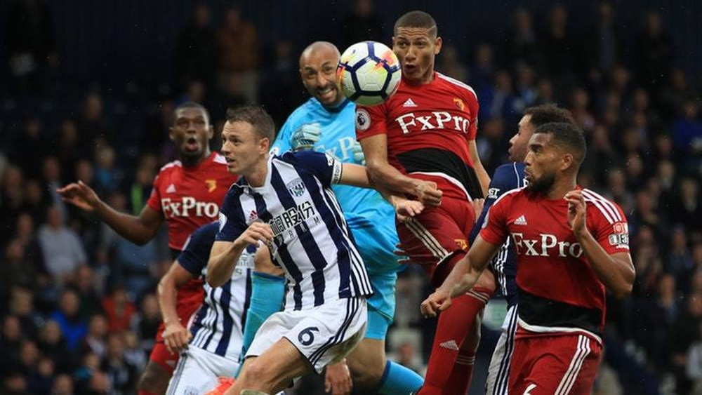Pulis unhappy with referee Oliver after West Brom concede late equaliser