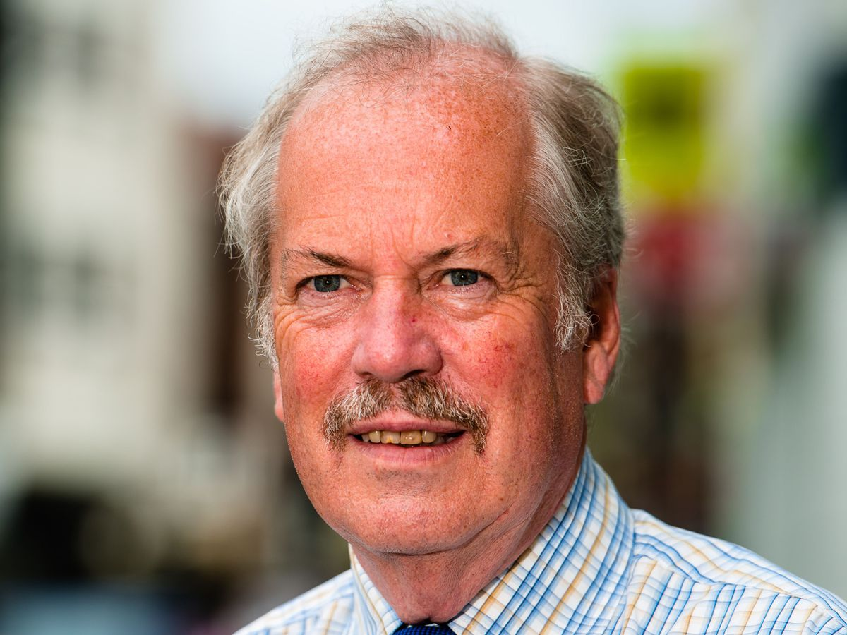 Councillor Peter Nutting leads the Conservatives and the council