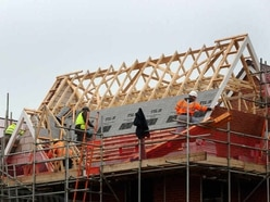 Permission grated for 17 new homes in Shropshire village