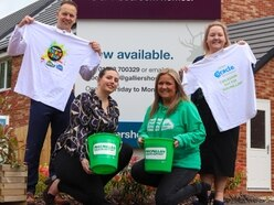 Shrewsbury company builds on support for charity