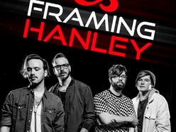 Framing Hanley to play Birmingham show