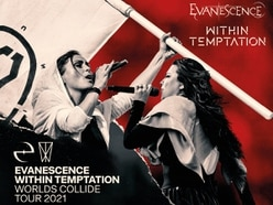 Rescheduled date for Evanescence and Within Temptation Birmingham show announced
