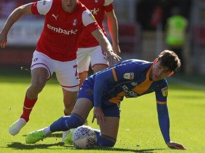 Rotherham 0-0 Shrewsbury – Lewis Cox's player ratings